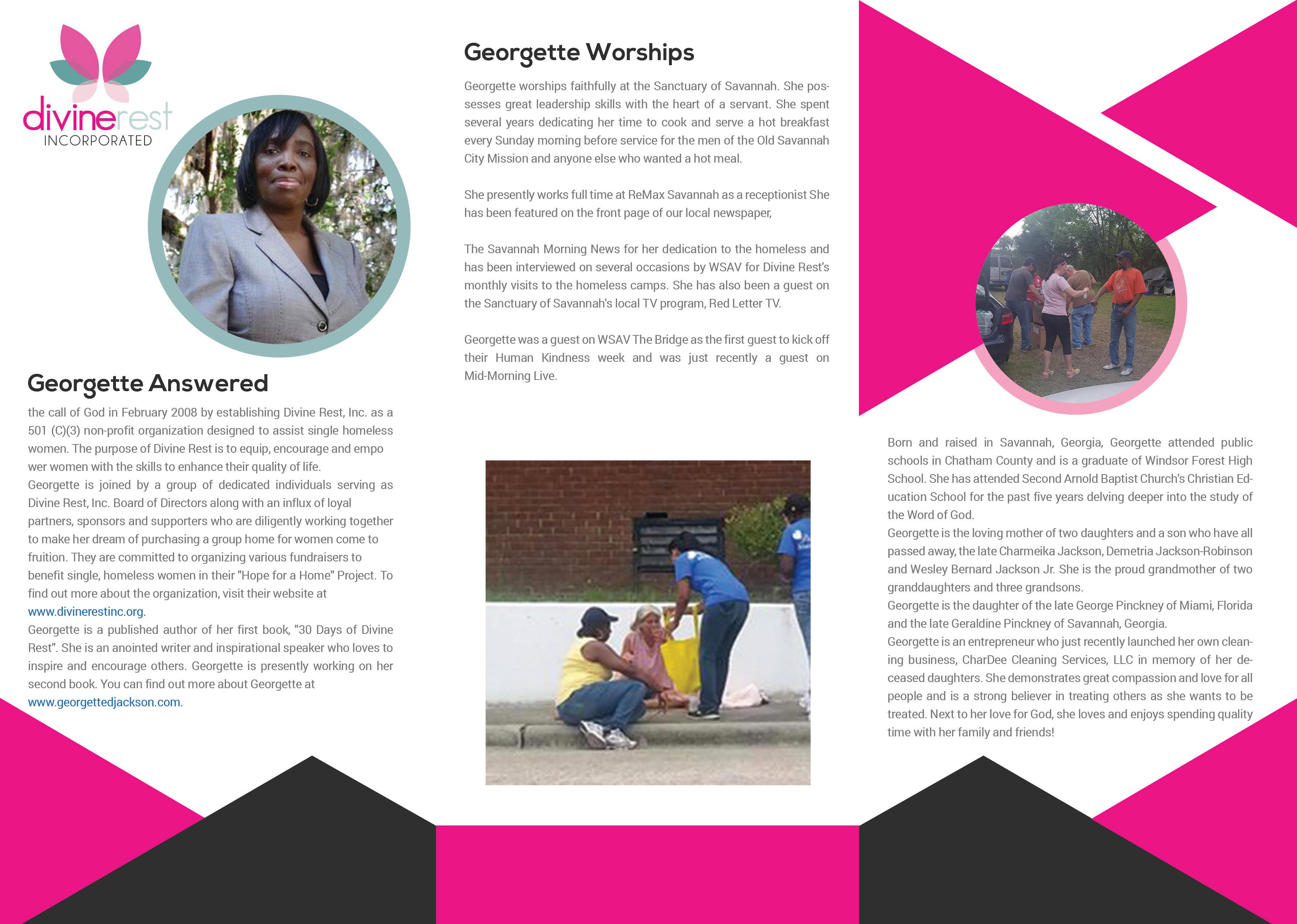 3 panel brochure design